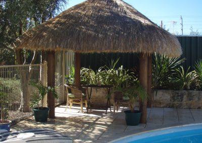 2.5x2.5 Bali Hut-Pic1