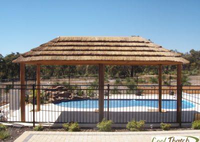 2.5x6m African Hut