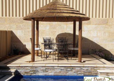 3.3m DIY-African Round Gazebo