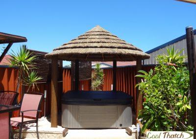 3.3m DIY-African Round Hut