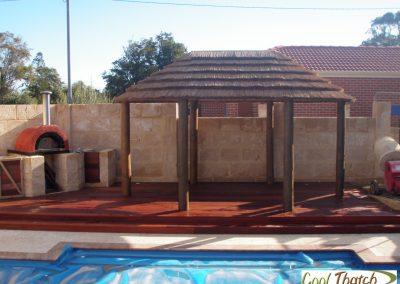 3.3x5m DIY-African Oval Gazebo