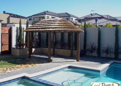 3.3x5m DIY-African Oval Hut