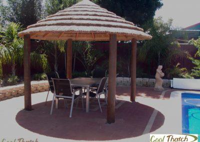 3.8m DIY-African Round Hut