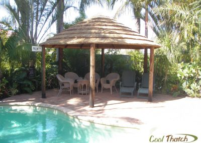 4.8m DIY-African Round Hut