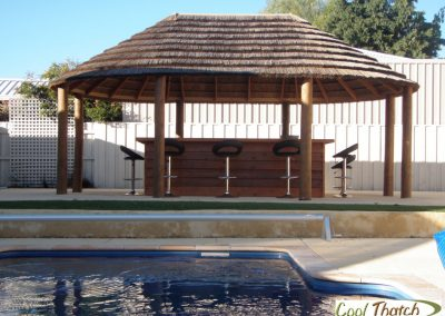 4.8x7m DIY-African Oval Gazebo