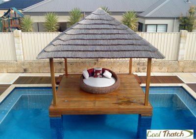 4x4m African Hut