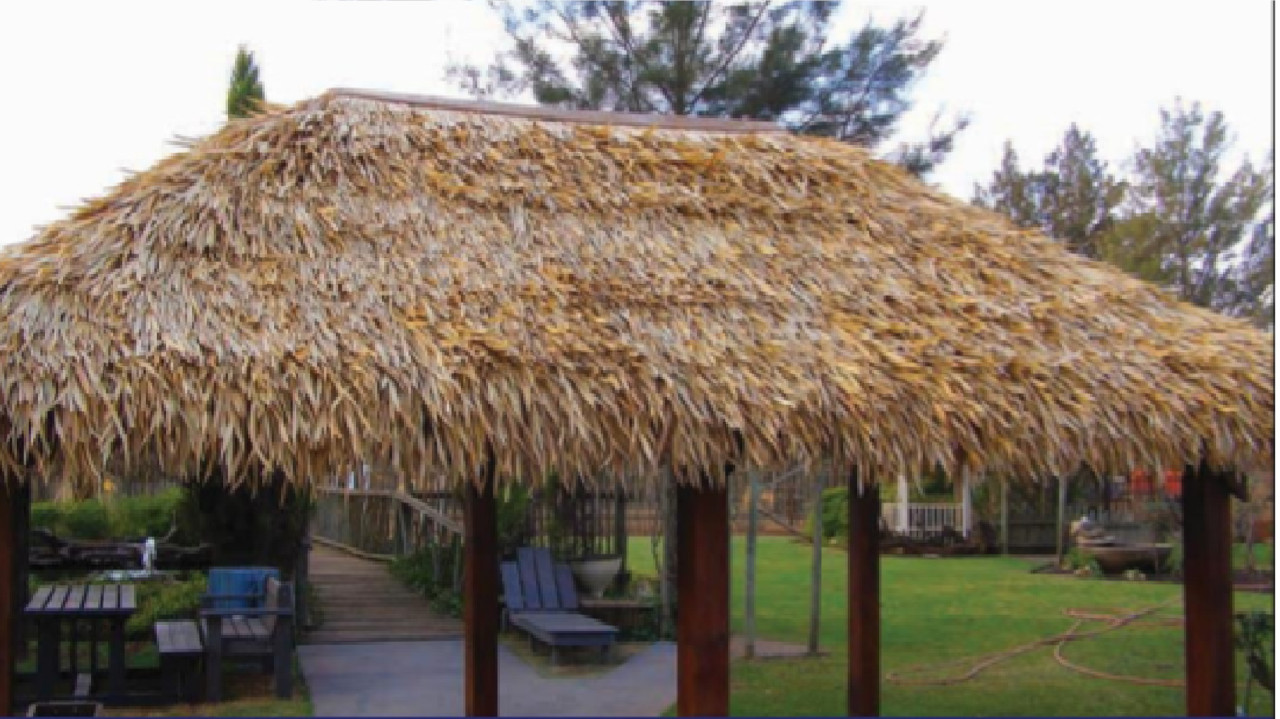 Synthetic Bali Thatch