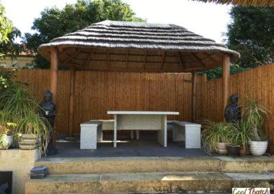 3.3x4.5m DIY-African Rectangle Hut-Pic3