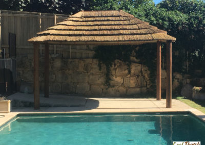 3.3x4.5m DIY-African Rectangle Hut-Pic2