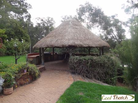 6m Bali Thatched Hut